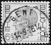 Roi Baudouin Type Elstrom -  6.50