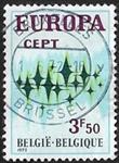 Europa (C.E.P.T.) 1972 - 3.50