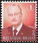 Roi Albert II en uniforme
