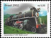 Locomotives à vapeur N.370
