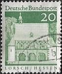 Portail de Lorsch - Hesse