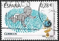 76e anniversaire d'Interpol Espagne