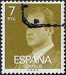 Juan Carlos 7 olive brunâtre