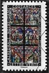 Vitrail de la Cathédrale Notre-Dame de Coutances