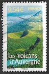 Les volcan d'Auvergne