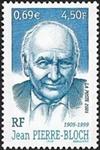 Jean-Pierre Bloch 1905-1999