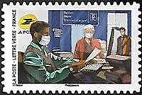 Chargé de clientèle en bureau de Poste