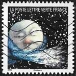 Deuxième timbre