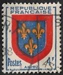 Armoiries d'Anjou