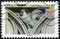 Stalle de la cathédrale Saint-Pierre de Poitiers