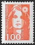 1F orange