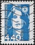 4F40 bleu
