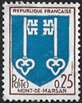 Armoiries de Mont-de-Marsan