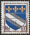 Armoiries de la ville de Troyes