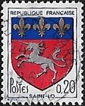 Armoiries de Saint-Lô