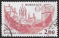 Bordeaux 57ème congrès de la Fédération des Sociétés Philatéliques Français