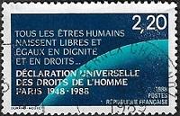 Déclaration universelle des Droits de l'Homme Paris 1948-1988