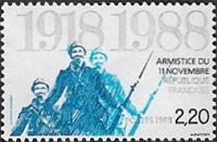 1918-1988 - Armistice du 11 novembre