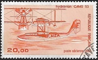 Hydravion CAMS 53 - F-AIZA