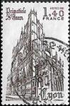 Lyon Cathédrale primatiale Saint Jean