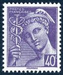 40c violet