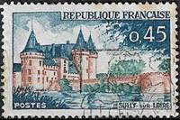 Sully-sur-Loire - Le château
