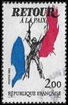 40ème anniversaire de la Victoire de 1945 Retour à la Paix