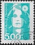 5F turquoise