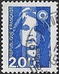 2F bleu