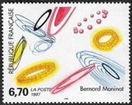 Oeuvre originale de Bernard Moninot