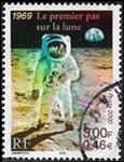 1969 : Le premier pas sur la lune