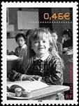 Sur les bancs de l'école - Paris 1960
