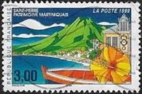 Saint-Pierre - Patrimoine martiniquais