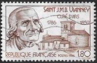 Saint J.M.B. Vianney 1786-1859 Curé d'Ars