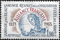 Alliance française 1883-1983