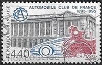 Automobile Club de France 1895-1995