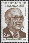 Président Vincent Auriol 1884-1966