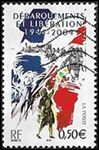 Débarquement et libération 1944-2004