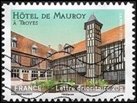 L'Hôtel de Mauroy à Troyes