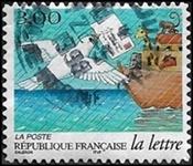 Colombe et Arche de Noë - Autoadhésif