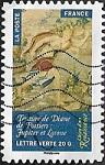 Tenture de Diane de Poitiers: Jupiter et Latone