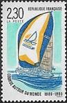Bateau La Poste - Course autour du Monde 1989-1990