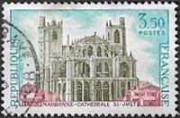 Narbonne - Cathédrale Saint Just