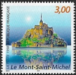 Le Mont Saint Michel - Patrimoine français
