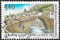 Le pont de Nyons - Drôme