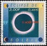 Eclipse de soleil 11 août 1999