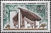 Chapelle Notre-Dame du Haut Ronchamp (Haute Sa?ne)