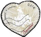 Coeur de Baccarat «Lustre Zénth»