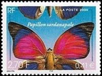 Papillon sardanapale