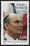 François Mitterrand 1916-1996
